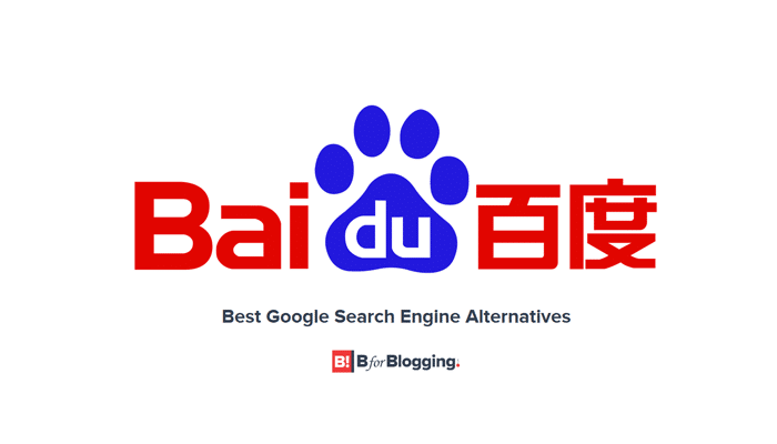 Baidu - The Best Google Alternative for China (Mandarin - 官话)