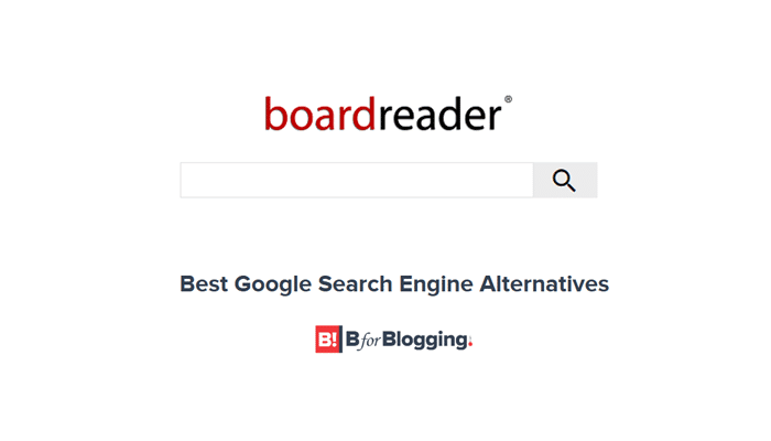 BoardReader for Community Forums and Community Message Boards Search