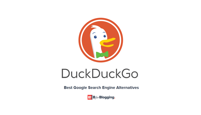 DuckDuckGo - Best Alternative to Google