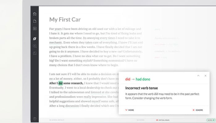 Grammarly For Macs & Windows Desktops