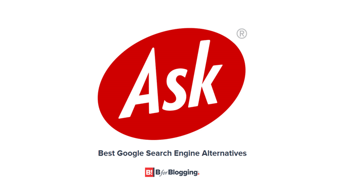 Ask - Google alternative with Question-&-Answer Format