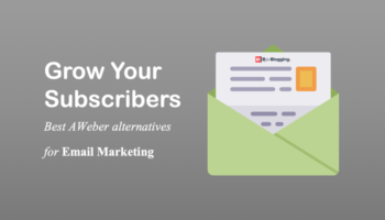Best AWeber Alternatives for Email Marketing