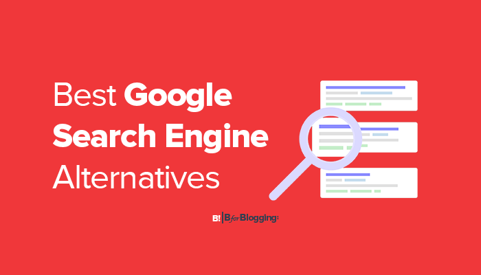 Top 30+ Google Alternatives – Best Search Engine List of 2020