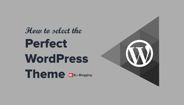9 Things To Keep In Mind While Selecting The Perfect WordPress Theme