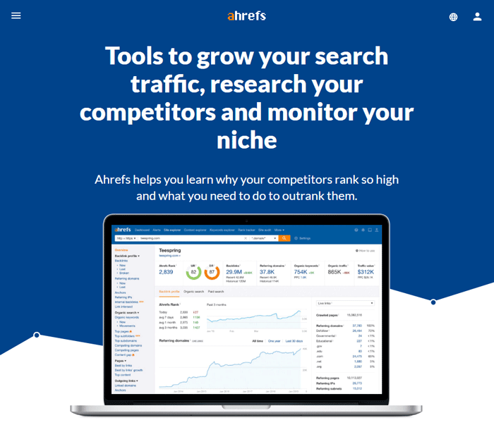 Ahrefs - Best SEO Tools & Resources To Grow Your Search Traffic