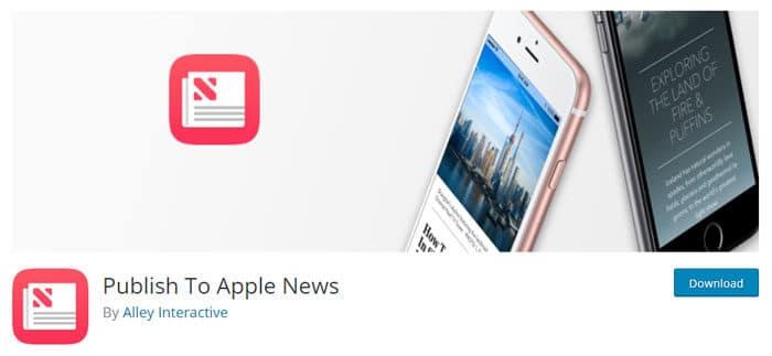 Publish To Apple News WordPress Plugin
