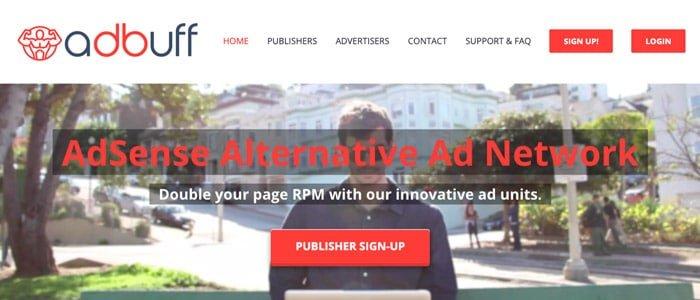 AdBuff - An Adsense Like Ad Network