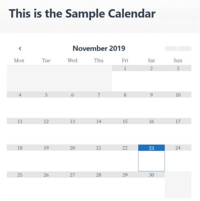 Live Google Calendar in WordPress Post