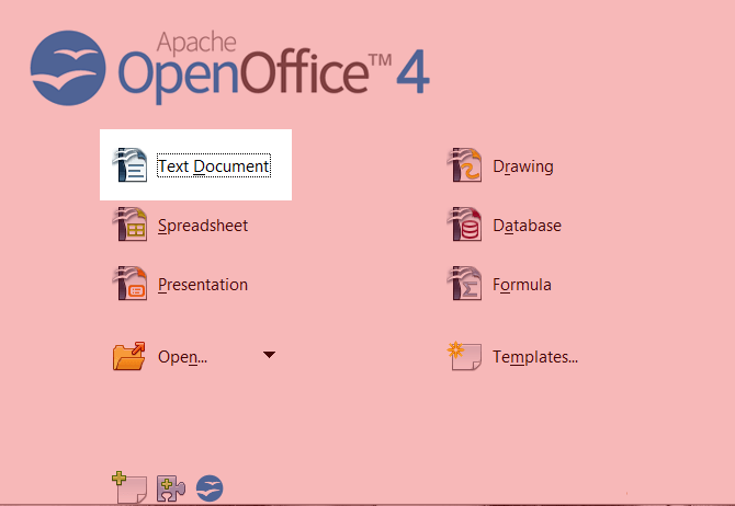OpenOffice to Create PDF Files