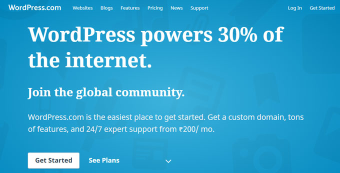 WordPress.com - Best Premium Blogging Platform